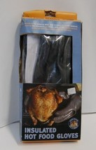 SR Best of Barbecue Insulated Hot Food Gloves Gray 1 Pair image 1