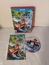 Mario Kart 8 Nintendo Wii U 2014 - Complete - $18.51