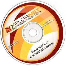 Xplornet Ka Band Techical Cd trainning - $3.00
