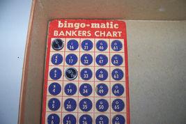 Vintage Bingo-Matic Transogram Game in Box 5984 image 5
