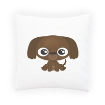 Cute Baby Dog Fun Pillow Cushion Cover p338p - $12.02+