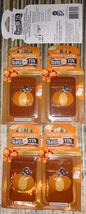 4 new yankee candle travel tins spiced pumpkin LE limited edition - $13.00