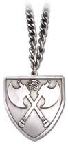 MAR: Ruberia's Symbol Necklace Brand NEW! - $13.99