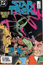 Classic Star Trek Comic Book #48 DC Comics 1988 FINE+ - $2.50