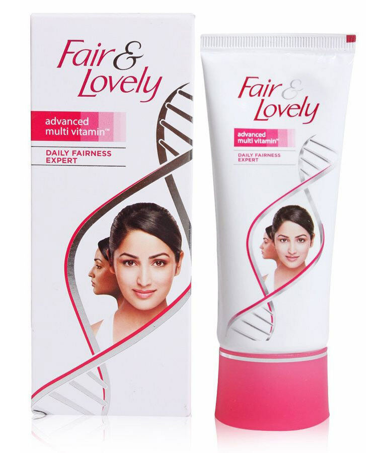 Primary image for 2 TUBES! 160gm FAIR & AND LOVELY  MULTIVITAMIN FAIRNESS CREAM USA SELLER