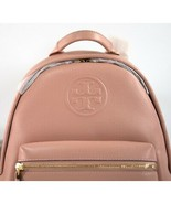 Tory Burch Perry Bombe Pink Moon Leather Small Backpack Bag NWT - $291.56