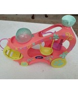 Littlest Pet Shop Paw Powered Cruiser Playset With Wheel & Swing - $9.89