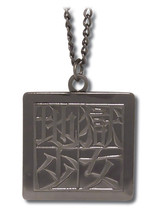 Hell Girl: Logo Necklace GE8163 *NEW* - $13.99