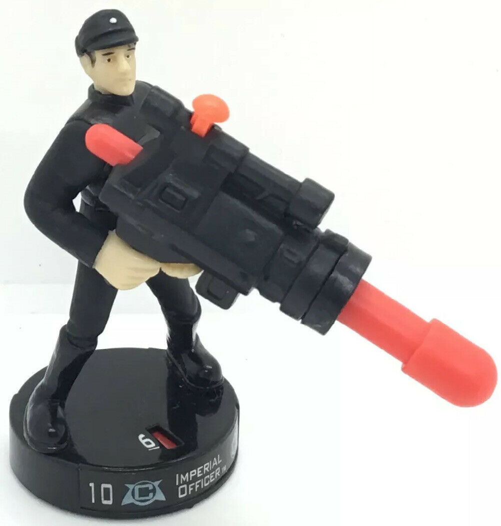 2005 Star Wars Attacktix Figure - Imperial Officer Series 3 09 - $9.49