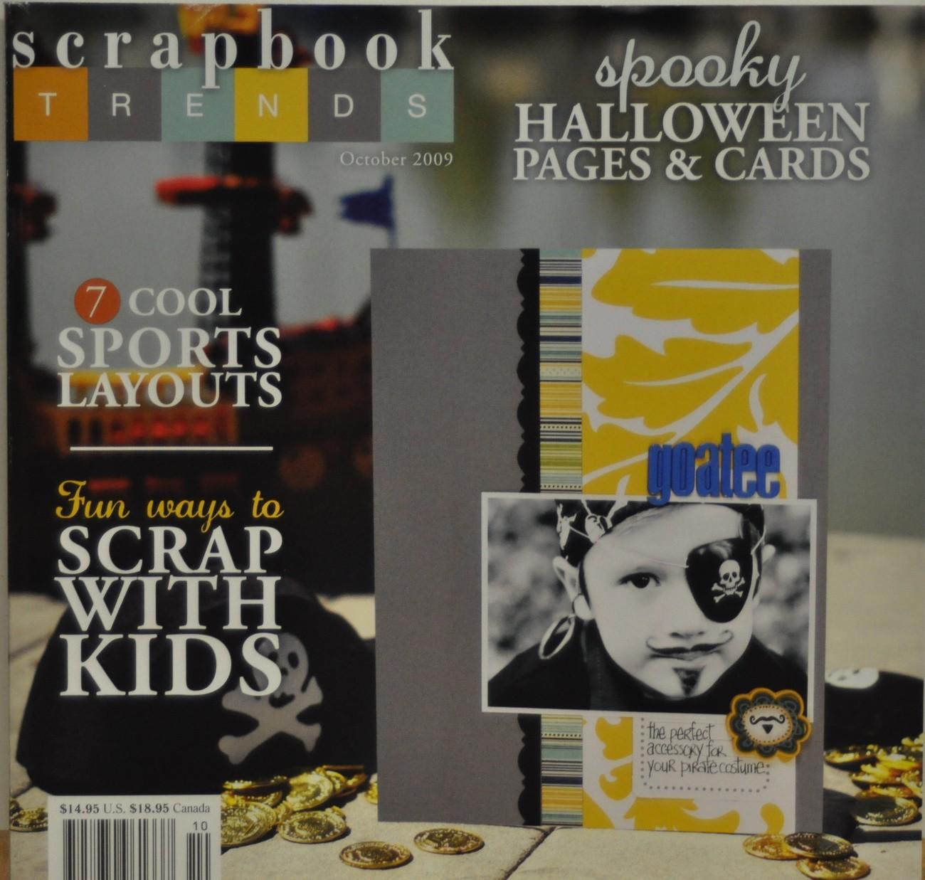 Scrapbook oct 09