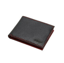 Guess Men's Leather Credit Card ID Passcase Billfold Wallet Black 31GU220029 image 3