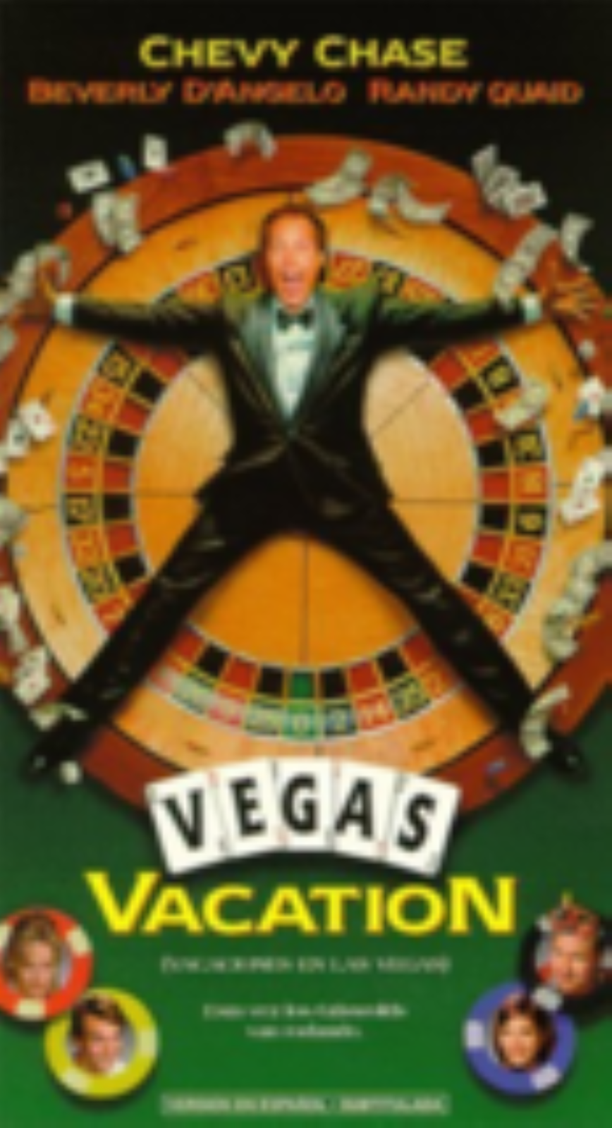 Vegas Vacation Vhs