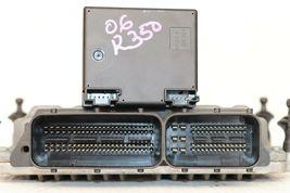 06-09 Mercedes ML350 R350 Engine Computer Ignition FOB ECU EIS ISL Combo Set image 5