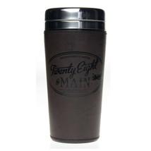 Disney Parks Twenty Eight & Main Faux Leather Travel Tumbler - $29.65
