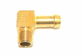 "Big A Service Line 3-83125 Brass 1/8"" Thread x 5/16"" Metal Barbed Tube F... - $12.75"