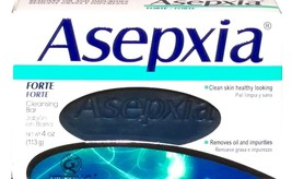 Asepxia Forte Acne & Blemish Control Antiacnil FP Soap Bar 100g New Sealed - $6.80