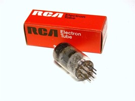New In Box Rca Electron Tube Model 6CM8 (4 Available) - $14.99