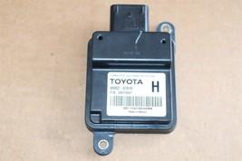 Toyota Frnt Passenger Seat Occupant Detection Sensor Module Computer 89952-01010 image 1