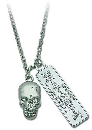 Death Note Skull Necklace GE8095 *NEW*