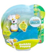 Fisher Price Bubble Guppies Roll Figures W Slides - Bubble Puppy - $9.99