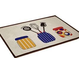 Panda Superstore Bedroom Carpet Kitchen Bathroom Non-slip Cotton Door Ma... - $22.37