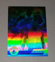 Basketball Single: Johnson, Larry Hologram 1992 Upper Deck AW5 - $1.50