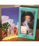 "Effanbee The Wizard of Oz 14"" Doll Dorothy with Toto NEW RARE - Charity ... - $188.88"
