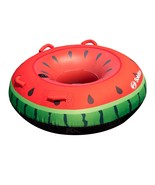 "Swim Central 48"" Single Rider Watermelon Towable Tube - $136.65 CAD"