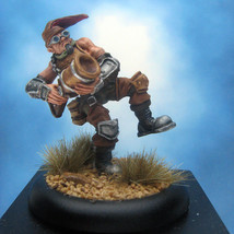 Painted Privateer Press Miniature Devil Dog Trooper Warmachine Mercenaries II - $44.70