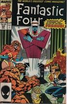 Fantastic Four #308 - November 1987 - Marvel Comics Group - Fasaud! - $1.27