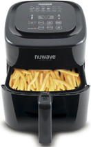 NuWave 6 qt. Digital Air Fryer AS SEEN ON TV Black 37001 - €158,51 EUR