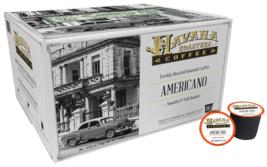 Havana Roast Americano Coffee 48 or 80 Keurig K cup Pick Any Size FREE SHIPPING - $49.99+