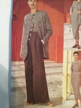 Vogue Sewing Pattern  # 1426 SZ 20-22-24 Dress, Top, Pants, Skirt. Jacket Uncut image 2
