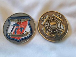 "COAST GUARD GUARDIANS OF THE GREAT LAKES TRAVERSE CITY 1.75""  CHALLENGE ... - $17.09"
