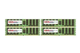 Memory Masters 128GB (4x32GB) DDR4-2400MHz PC4-19200 Ecc Lrdimm 4Rx4 1.2V Load Re - $692.01