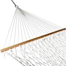 Caribbean Hammocks - Double Polyester Rope Hammock - $64.06
