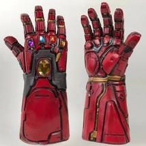 Alternate Version Avengers: Endgame Iron Man Infinity Gauntlet Tony Star... - $31.19