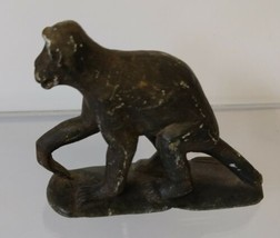 Monkey Soap stone carving. Marked Wilson - $10.00