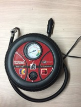 TOTES TIRE-SHAPED AIR COMPRESSOR TIRE PRESSURE A6