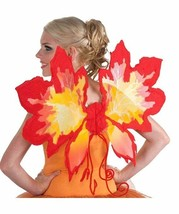 NEW NWT Forum Novelties Women's Fantasy Fairies Autumn Leaf Wings Leaves... - $22.65