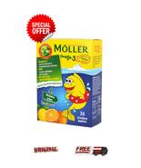 Moller's Cod Liver Oil 250ml Tutti Frutti FLAVOR 36 Jelly - $24.21