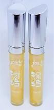 Lot of 2 Jordana LOL Lip Out Loud! Super Shiny Gloss #106-ASAP Sparkle Shimmer - $6.79