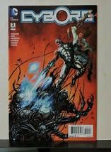 Cyborg #3 November 2013 - $2.22