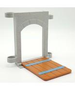 Lincoln Logs Kings Castle Kingdom Drawbridge Door Replacement Part Plastic - $14.99