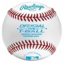 Rawlings T-Ball Training Baseballs, 12 Count, TVB - $29.39