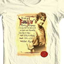 The Hobbit Burglar T-shirt Lord of the Rings 100% cotton HOB1026 image 1