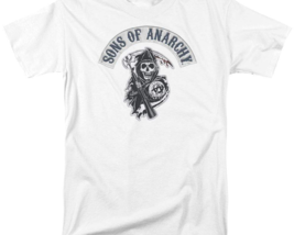 Sons of Anarchy American crime TV series Reaper Crew graphic t-shirt SOA103 image 3