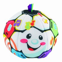 Fisher-Price Laugh & Learn Singin' Soccer Ball - $17.14