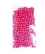 4mm Red Druk Glass Beads 2 oz - $9.99
