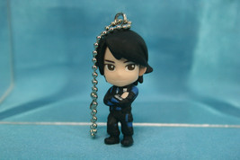 Bandai Tokumei Sentai Go-Busters Gashapon Mini Figure Keychain P2 Ryuji Iwasaki - $19.99